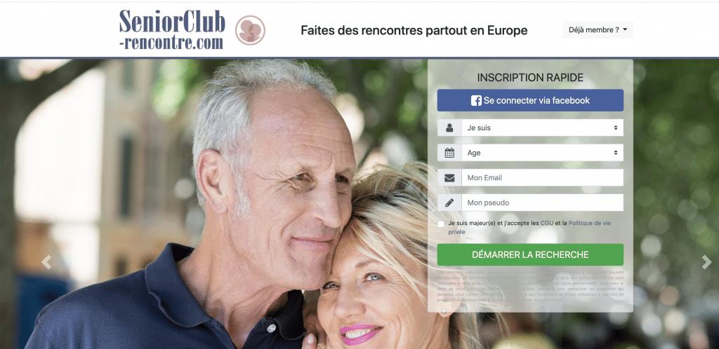 Le meilleur réseau social pour faire des rencontres à 50 ans et plus : Senior Club Rencontre