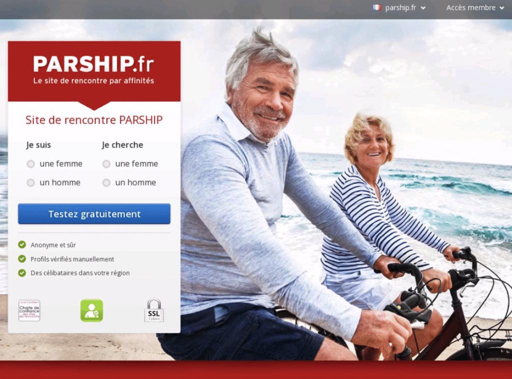 Trouver un partenaire sur Parship