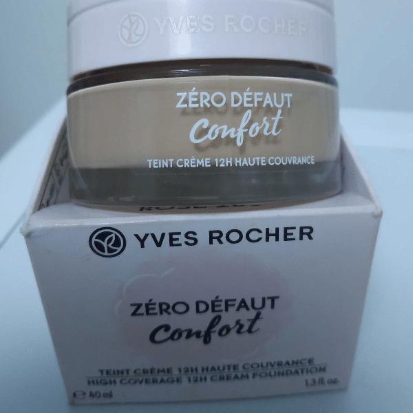 Fond de Teint Crème Haute Couvrance - Zéro Defaut de Yves Rocher