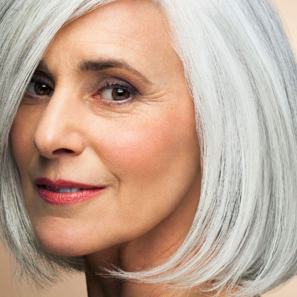 Notre peau arrive à maturité à 60 ans