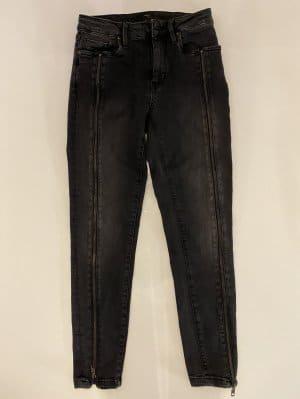 Mon jean taille haute 7/8 de chez PEPE JEANS