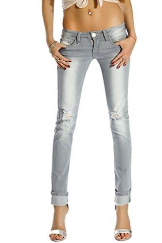 Et on évite les jeans taille basse