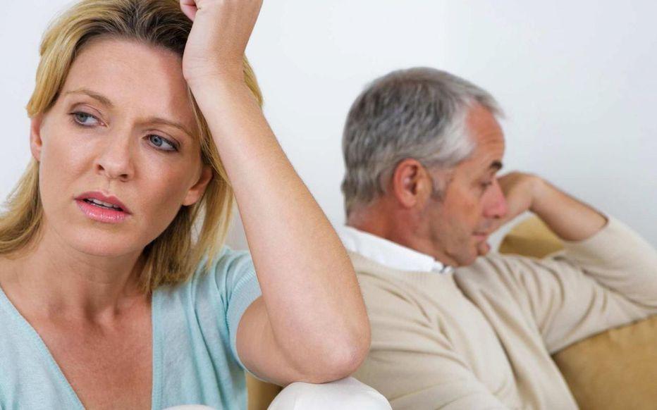Le divorce après 50 ans, pour quelles raisons ?