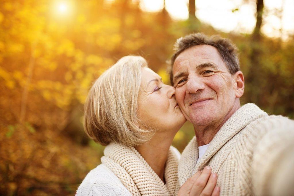 7 Étapes pour trouver l'amour après 60 ans.