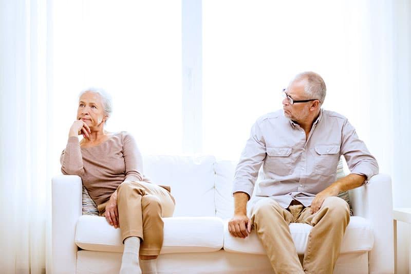 Divorcer après 50 ans, est-ce une bonne idée ?