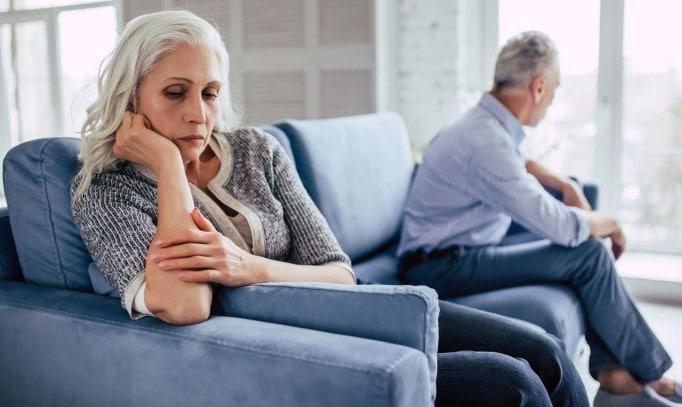 Comment se reconstruire après un divorce après 50 ans ?