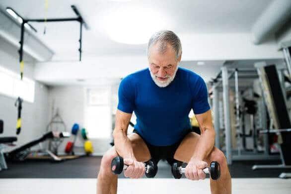 Peut-on se muscler après 60 ans ?