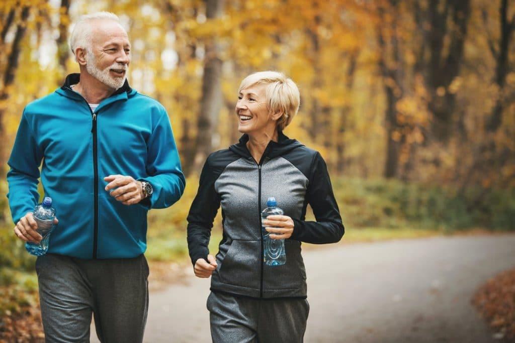 Quel sport à plus de 65 ans ?